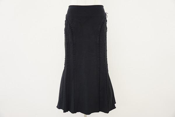 トリココムデギャルソン 変形スカート