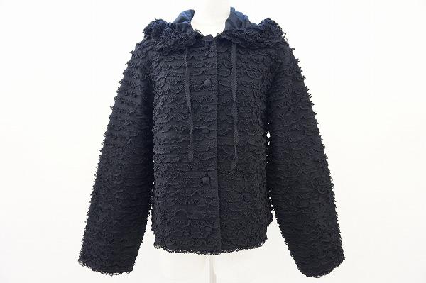 カネコイサオ フード付ジャケット