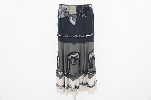 ティービーセンソユニコ スカート