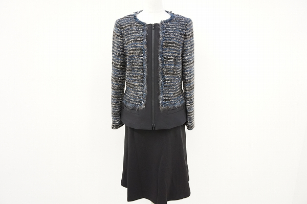 タエアシダ スカートスーツ