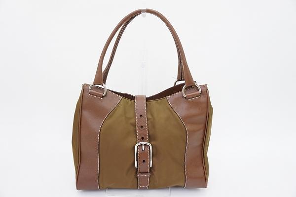 プラダ ハンドバッグ
