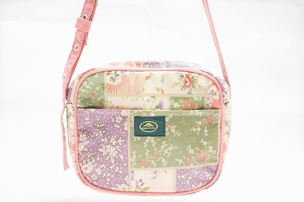 バラ色の暮し ショルダーバッグ