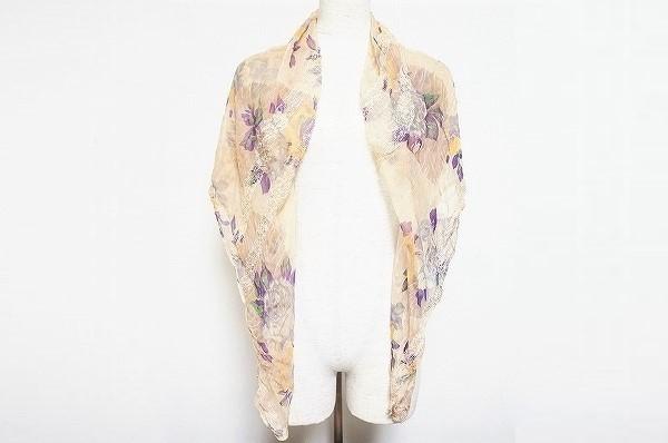バラ色の暮し 羽織