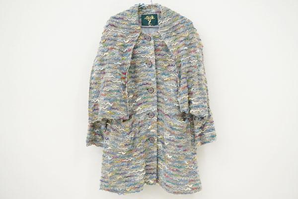 バラ色の暮し コート