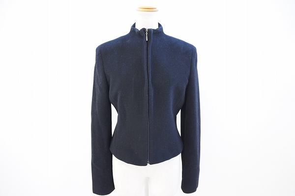 エンポリオアルマーニ ジップジャケット