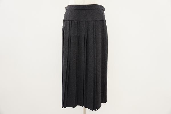 コージワタナベ プリーツスカート