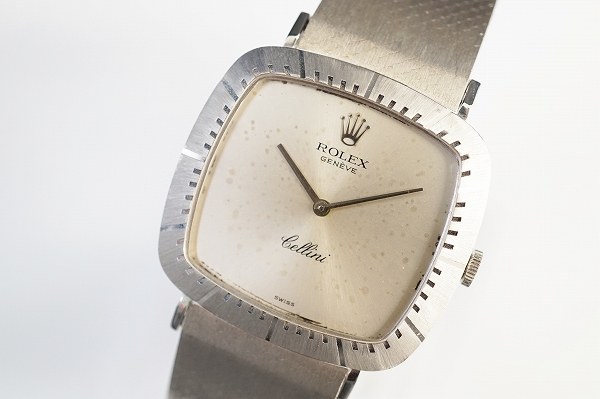 ロレックス チェリーニ 腕時計