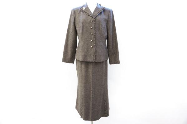 レリアン スカートスーツ