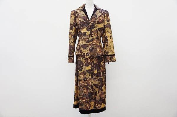 ヒロココシノ スカートスーツ
