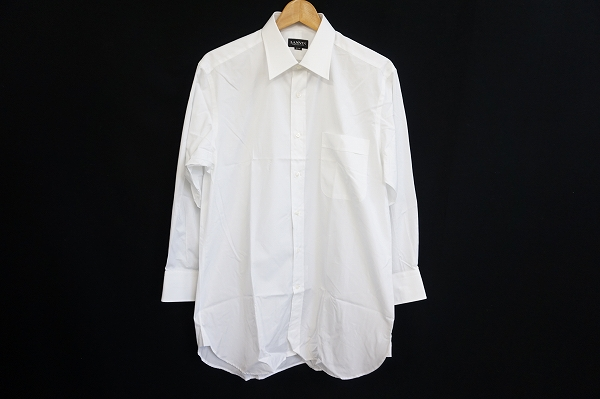 ランバン シャツ