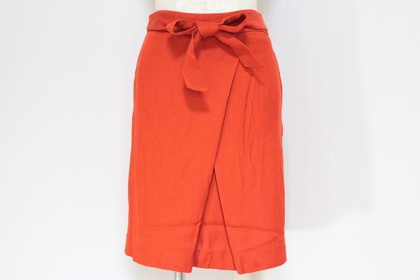 バナナリパブリック ベルトデザインスカート