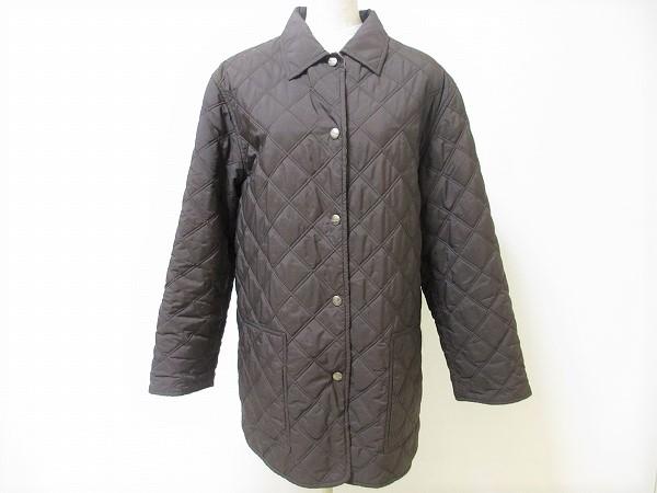 フェラガモ キルティングジャケット