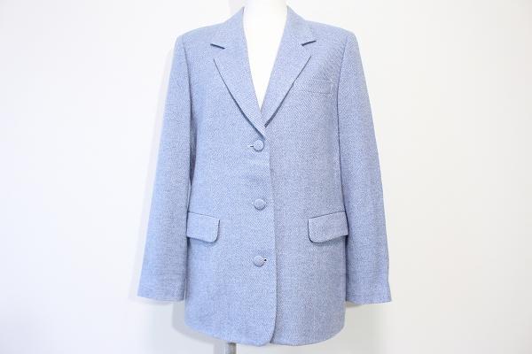 マドモアゼルノンノン カシミヤジャケット