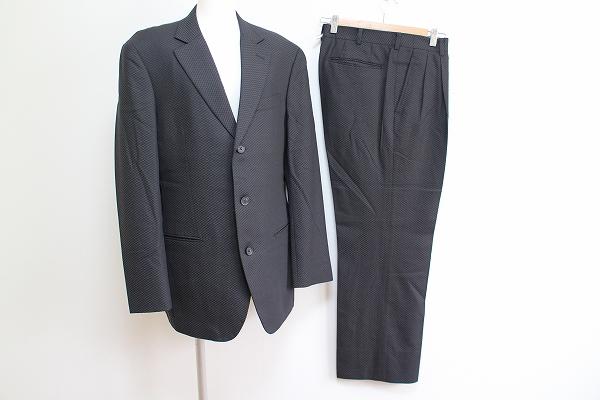 ティラノス ウールシングルスーツ