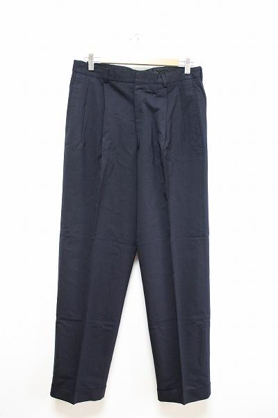 ブルックスブラザーズ 裾ダブルツータックスラックスパンツ