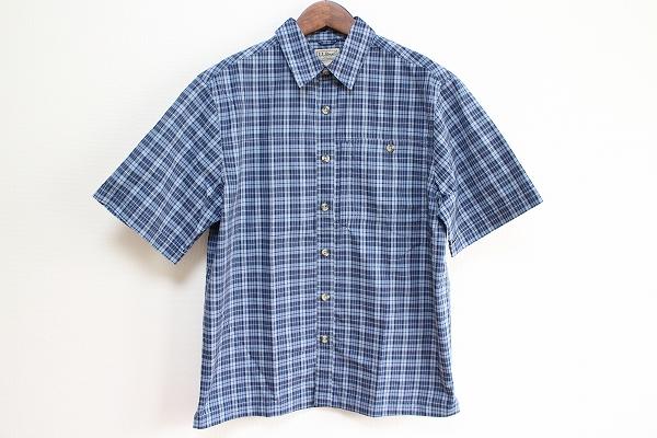 エルエルビーン 吸水速乾半袖シャツ