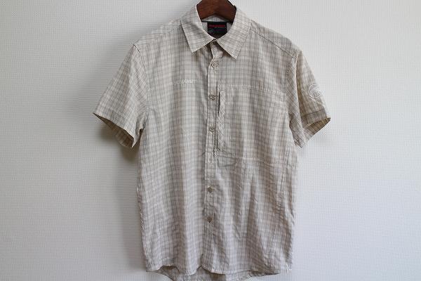 マムート 吸水速乾半袖シャツ