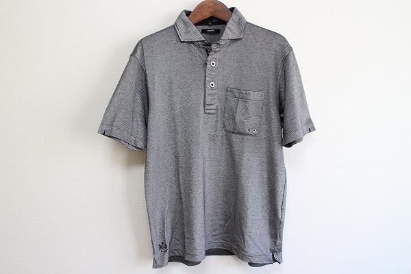 ニジュウサンク 半袖ポロシャツ