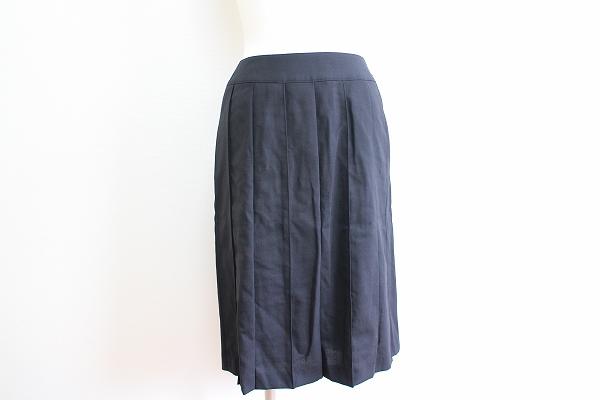 ポールスチュアート プリーツ風スカート