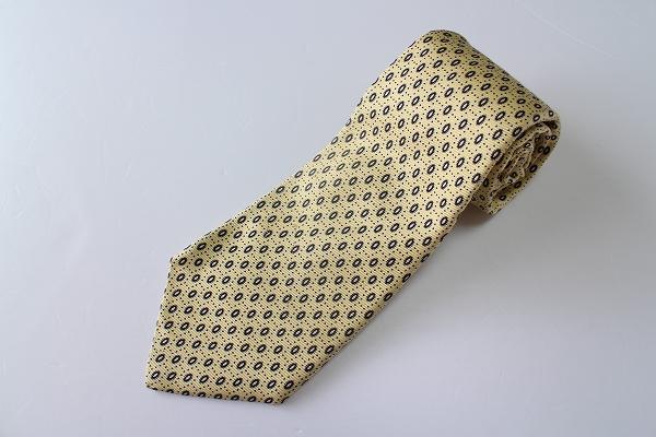 キートン シルク100%ネクタイ