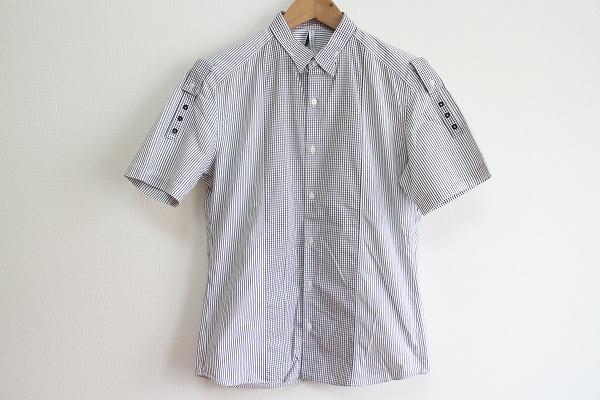 ブラックバレット コットン半袖シャツ