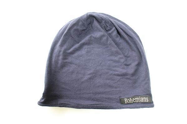 ボヘミアンズ 刺繍ワッチキャップ