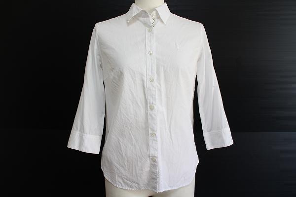 イーストボーイ 七分丈コットンシャツ