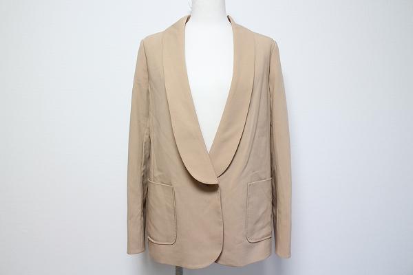 スーナウーナ 丸襟ジャケット