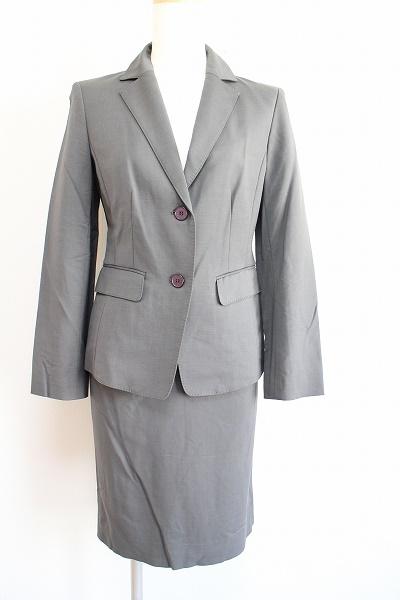 ニジュウサンク ステッチスカートスーツ