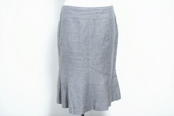 シャネル マーメイド膝丈スカート