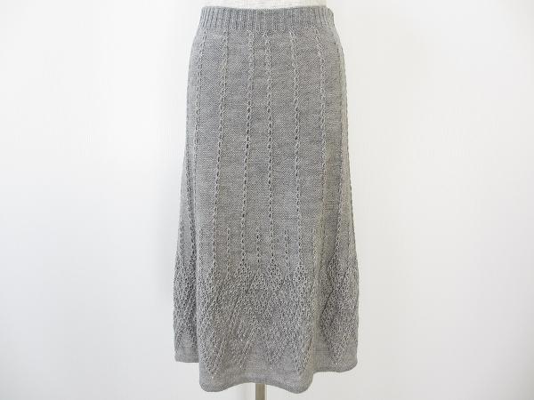 マルニ ニットタイトスカート