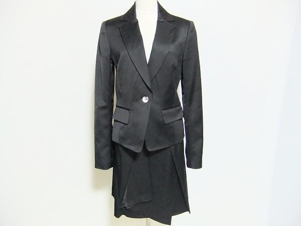 ベラルディバスストップ スカートスーツ