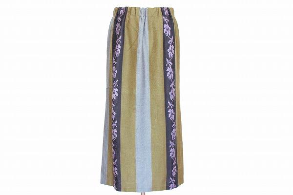 サイトウトヨコ スカート