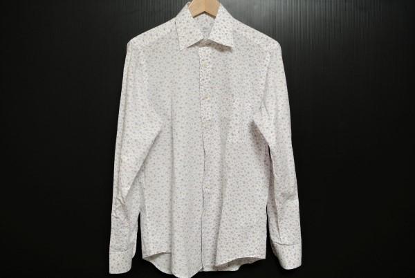 グランシャツ 総柄シャツ