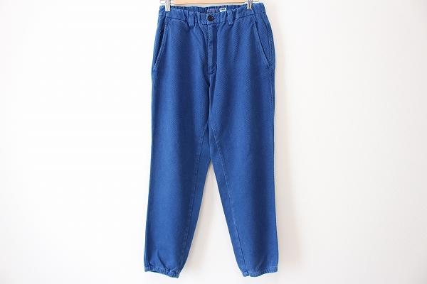ブルーブルー パンツ