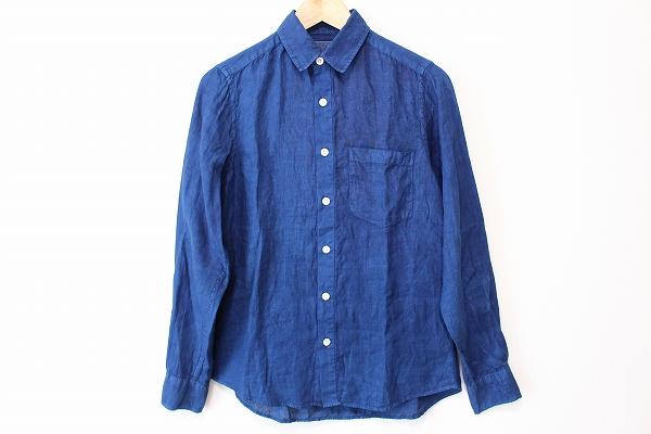 ブルーブルー 長袖シャツ