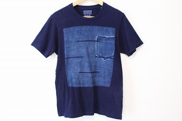 ブルーブルー Tシャツ