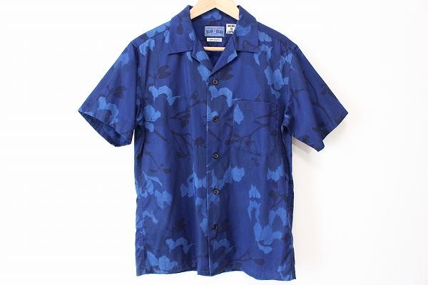 ブルーブルー 半袖シャツ
