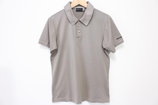 ポルシェデザイン 半袖ポロシャツ