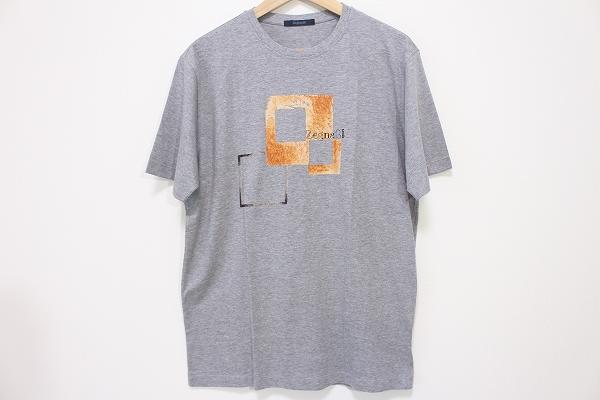 エルメネジルドゼニア Tシャツ