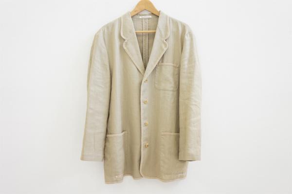 パパス 麻ジャケット