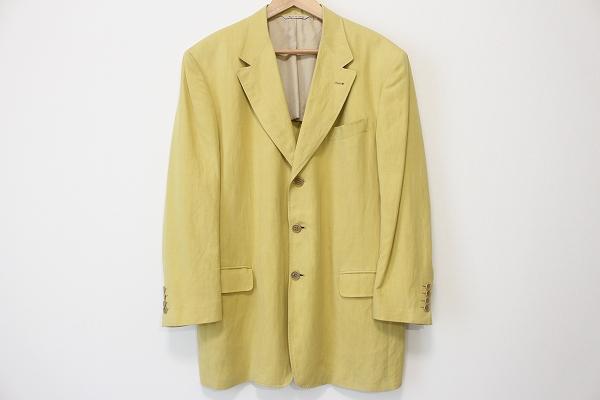 カナーリ 麻シルクジャケット
