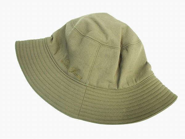 LoroPiana 帽子