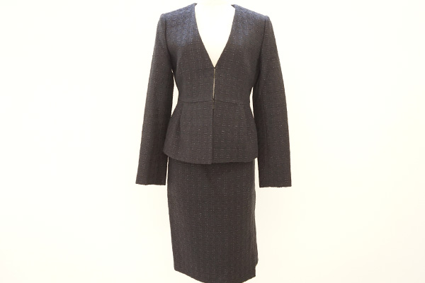 エストネーション スカートスーツ