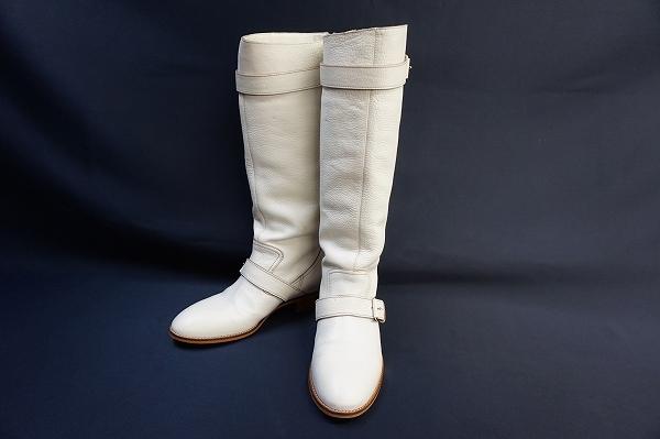 銀座カネマツ ブーツ
