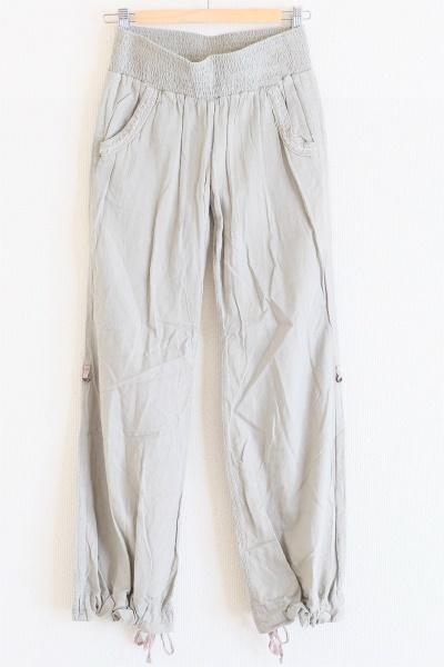 ゴア 麻混パンツ