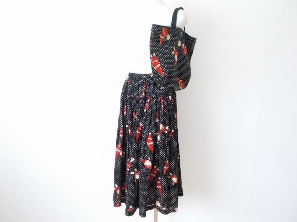 ピンクハウス スカート&トートバッグ
