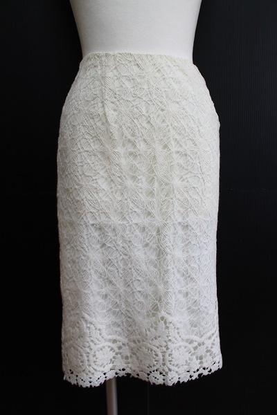 エレウノ 総レーススカート