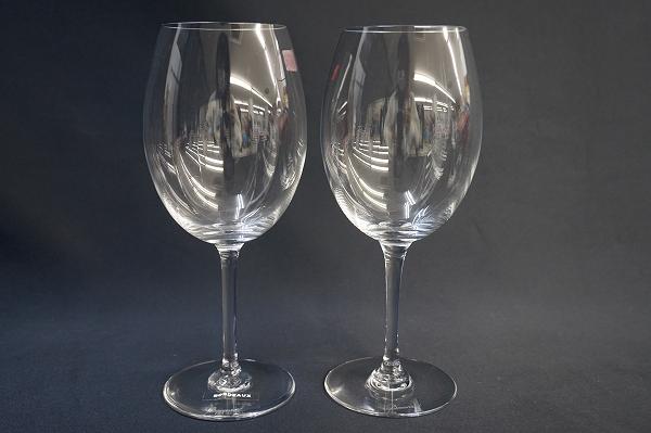 バカラ ペアワイングラス