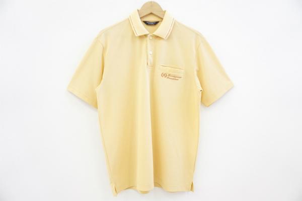 マンシングウェア ポロシャツ
